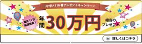 【ご依頼者さま限定企画】千葉片付け110番毎月恒例キャンペーン実施中!