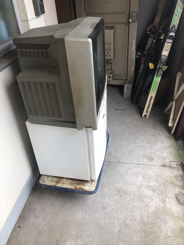 【木更津市】冷蔵庫、テレビ等の回収のご依頼 お客様の声
