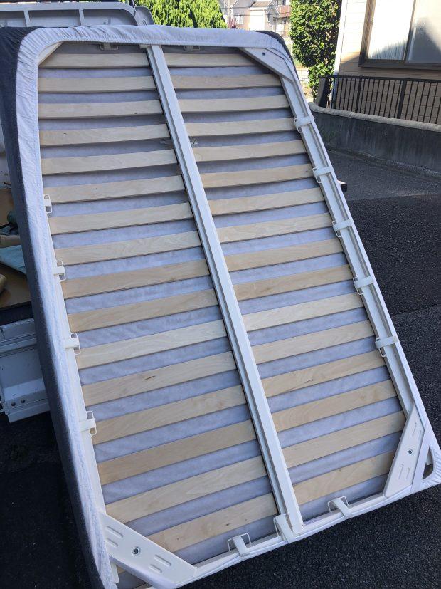 【千葉市緑区】ベッドの回収☆希望日での回収にご満足いただけました!