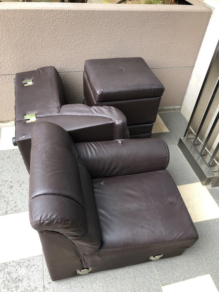 【千葉市美浜区】ソファ等の出張不用品回収・処分ご依頼 お客様の声