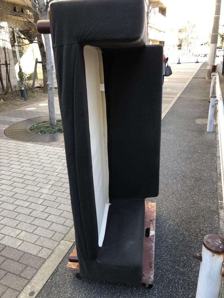 【千葉市稲毛区】ソファの出張不用品回収・処分ご依頼 お客様の声