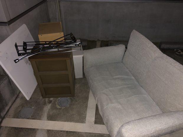 【野田市】遺品整理に伴い家具の回収