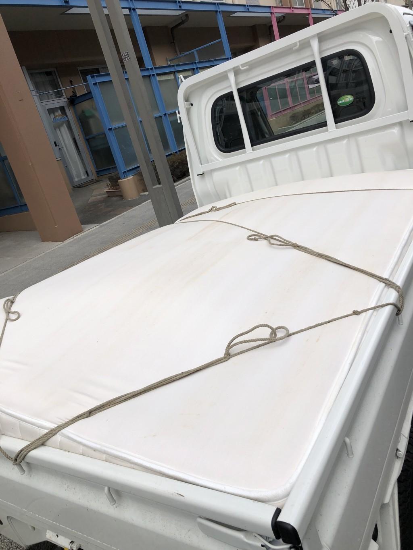 【千葉市美浜区】ダブルベッドの不用品回収処分 お客様の声
