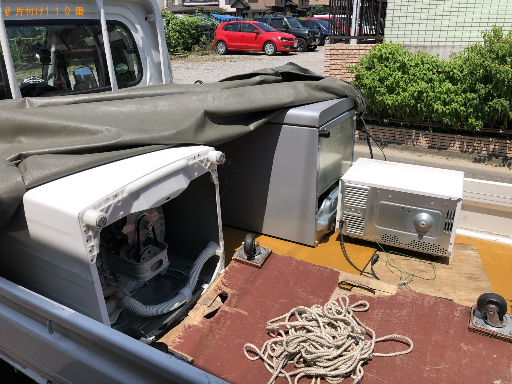 【いすみ市】軽トラック1台程度の出張回収・処分ご依頼