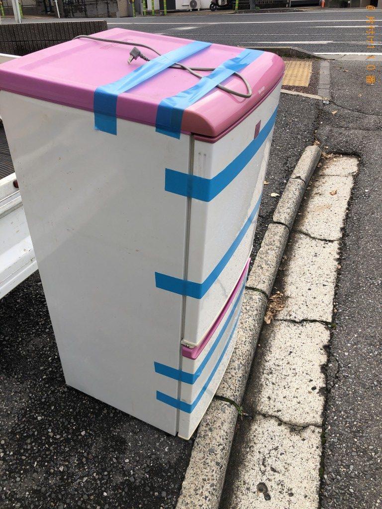 【千葉市中央区】冷蔵庫回収のご依頼 お客様の声