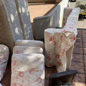 【千葉市美浜区】テレビ、ソファーの出張不用品回収・処分ご依頼