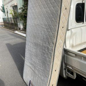 【船橋市】マットレスの回収・処分 お客様の声