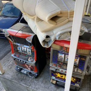 【市原市】パチスロ機、布団、バッテリーなどの回収 お客様の声