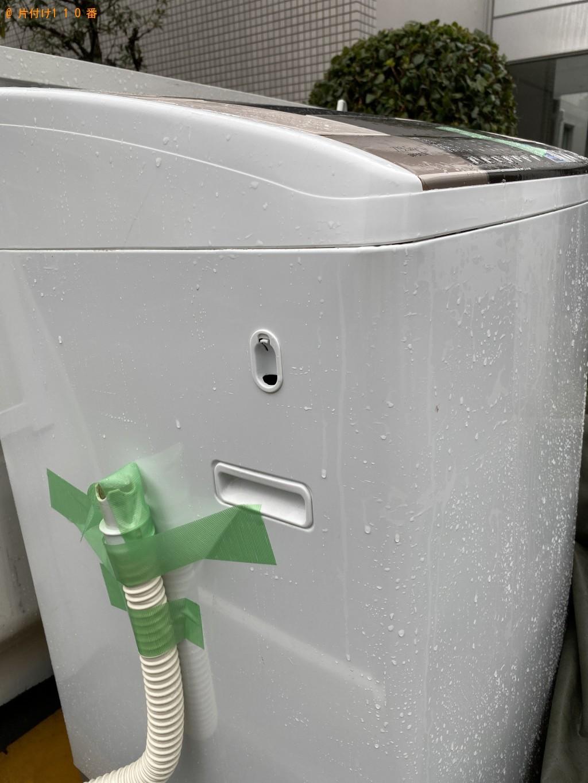 【船橋市】洗濯機の回収・処分ご依頼 お客様の声