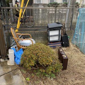 【船橋市】洗濯機、冷蔵庫、回転いす、収納棚等の回収・処分ご依頼