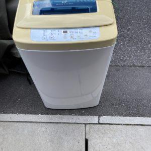 【市川市】洗濯機の回収・処分ご依頼 お客様の声