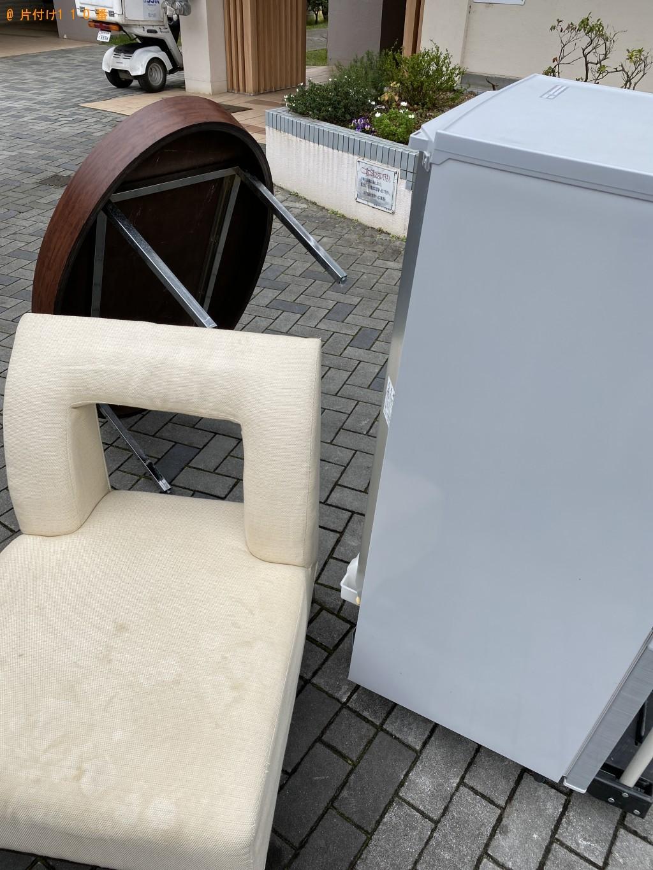 【船橋市】冷蔵庫、ローテーブル、ソファーの回収・処分ご依頼