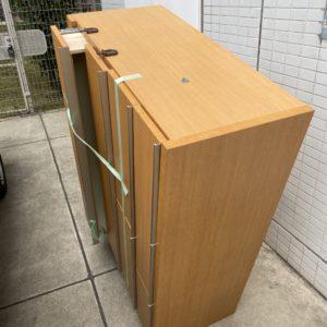 【千葉市中央区】整理タンスの回収・処分ご依頼 お客様の声