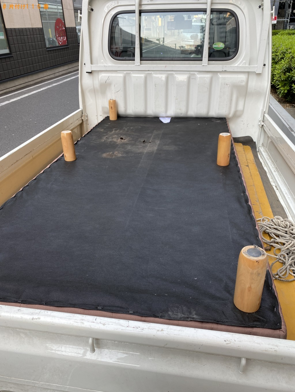 【船橋市】シングルベッドの回収・処分ご依頼 お客様の声