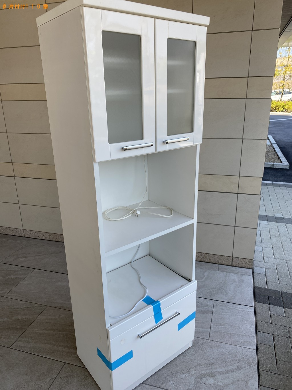 【武豊町】食器棚の回収・処分ご依頼 お客様の声