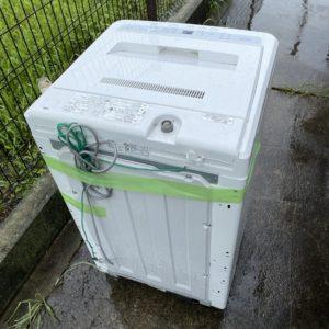 【山武市】洗濯機の回収・処分ご依頼 お客様の声