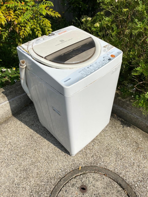 【神崎町】洗濯機の回収・処分ご依頼 お客様の声