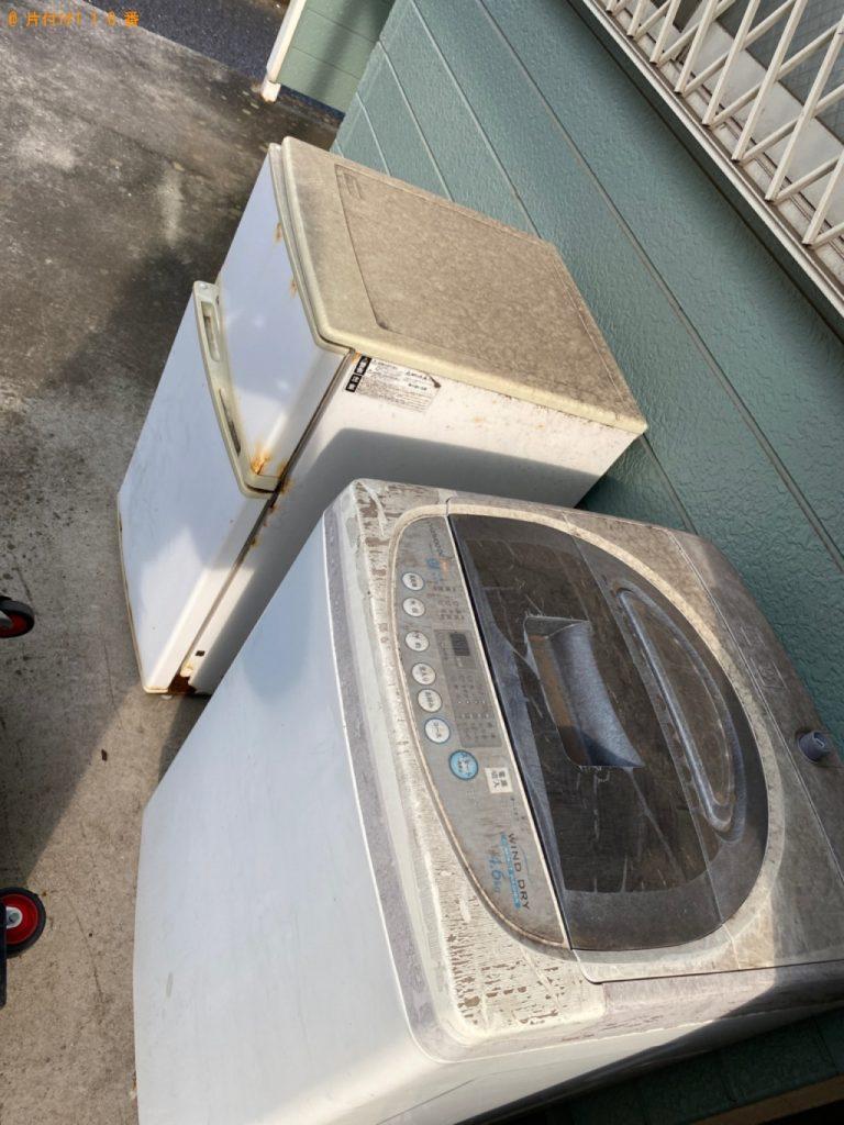 【市原市】遺品整理で冷蔵庫、洗濯機の回収・処分ご依頼 お客様の声