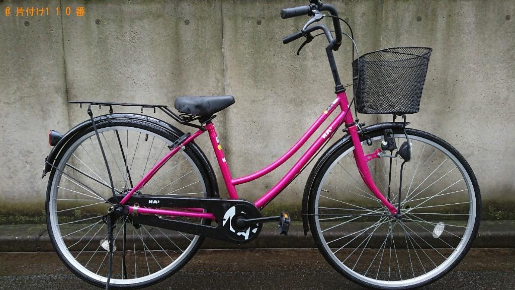 【千葉市若葉区】自転車の回収・処分ご依頼 お客様の声