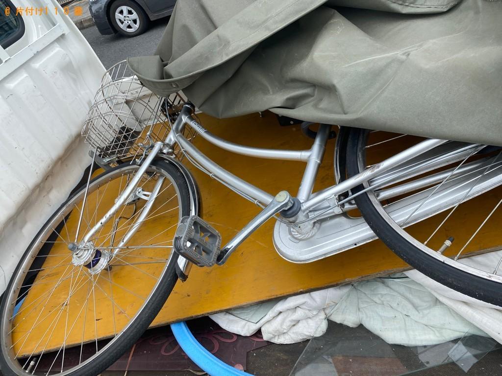 【八千代市】自転車の回収・処分ご依頼 お客様の声