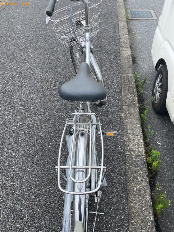 【松戸市】自転車の回収・処分ご依頼 お客様の声
