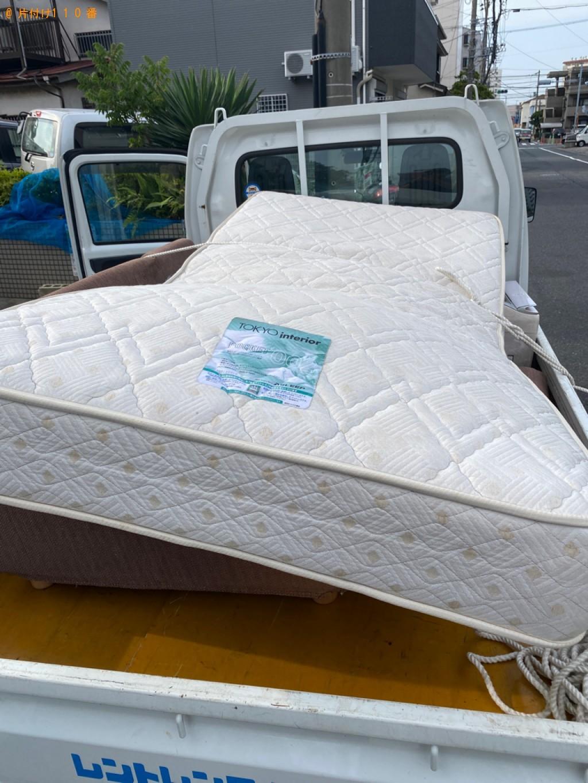 【船橋市】シングルベッドマットレスの回収・処分ご依頼 お客様の声