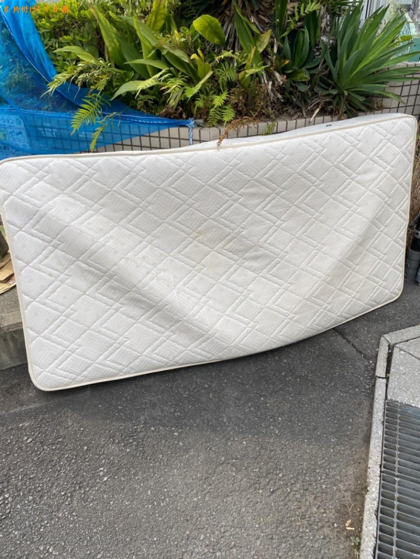 【勝浦市】シングルベッドマットレスの回収・処分ご依頼 お客様の声