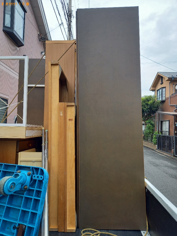 【船橋市】タンス、食器棚、その他家具の回収・処分ご依頼