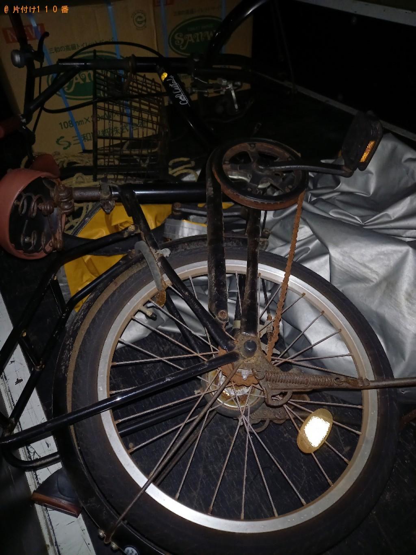 【船橋市】自転車の回収・処分ご依頼 お客様の声