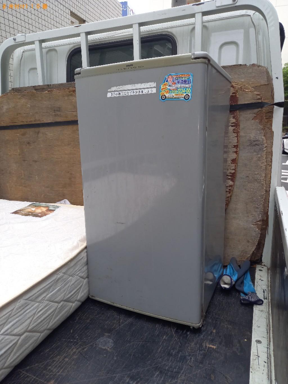 【船橋市本町】冷蔵庫の回収・処分ご依頼 お客様の声