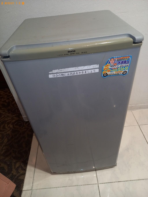 【鎌ケ谷市】冷蔵庫の回収・処分ご依頼 お客様の声