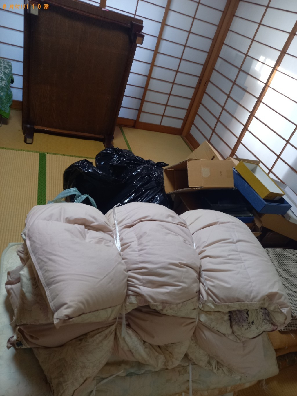【千葉市若葉区】タンス、クローゼット、ラック、キーボード等の回収