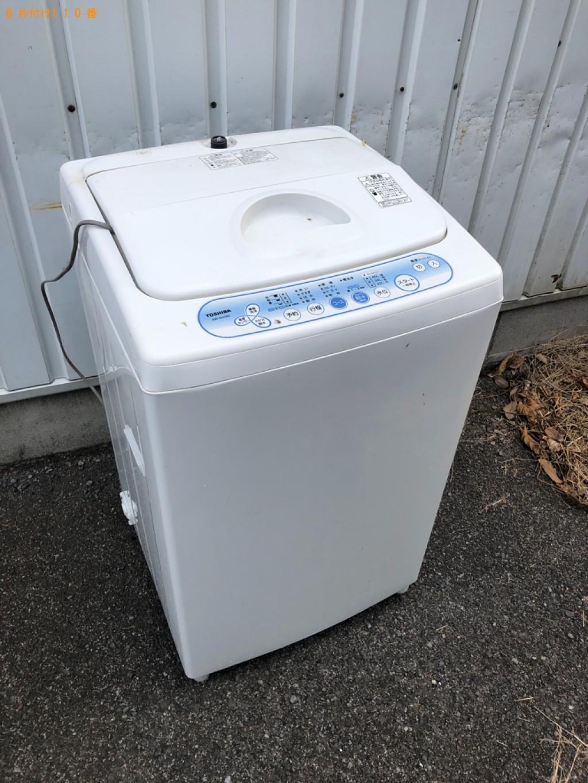【我孫子市】洗濯機の回収・処分ご依頼 お客様の声