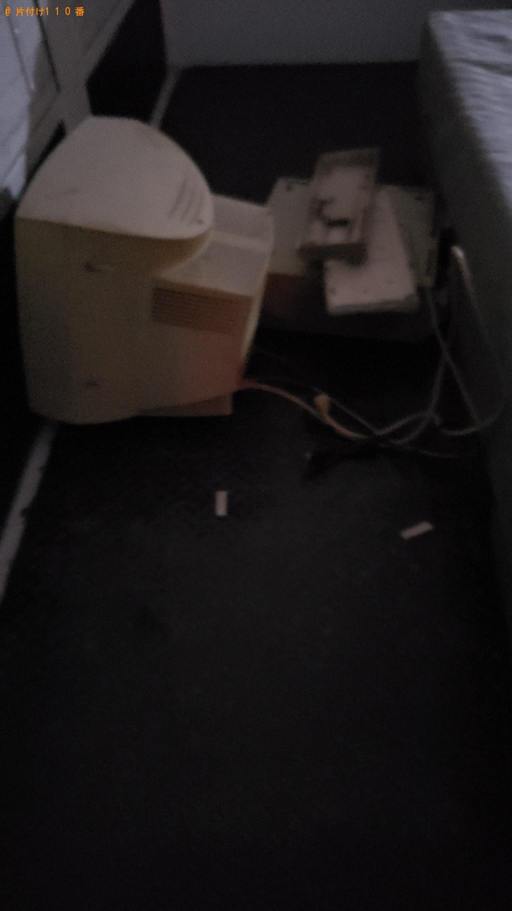 【船橋市】パソコンの回収・処分ご依頼 お客様の声