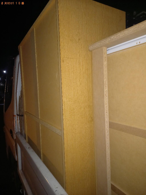 【千葉市稲毛区】マッサージチェア、家具等の回収・処分ご依頼