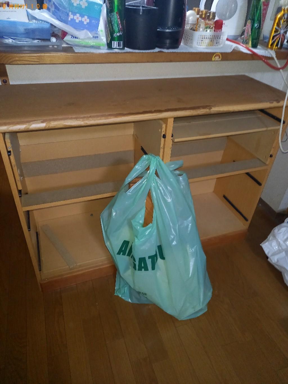 【大網白里市】マッサージチェア、家具等の回収・処分ご依頼