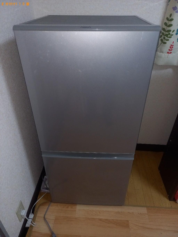 【千葉市中央区】洗濯機、シングルベッド、PCデスク、椅子等の回収
