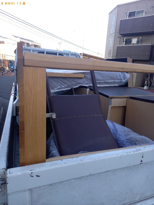 【千葉市中央区】PCデスク、椅子の回収・処分ご依頼 お客様の声
