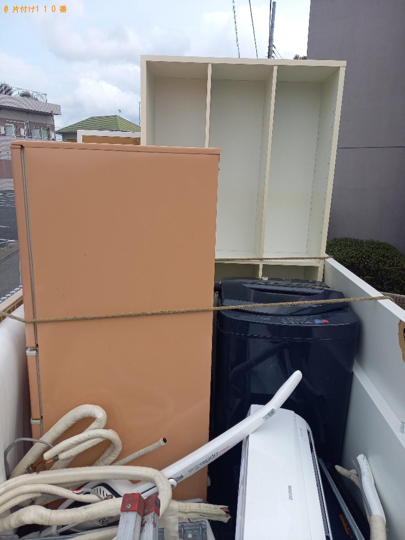 【千葉市緑区】冷蔵庫、洗濯機の回収・処分ご依頼 お客様の声