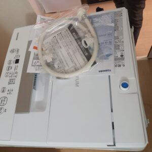 【千葉市中央区】洗濯機の設置ご依頼 お客様の声