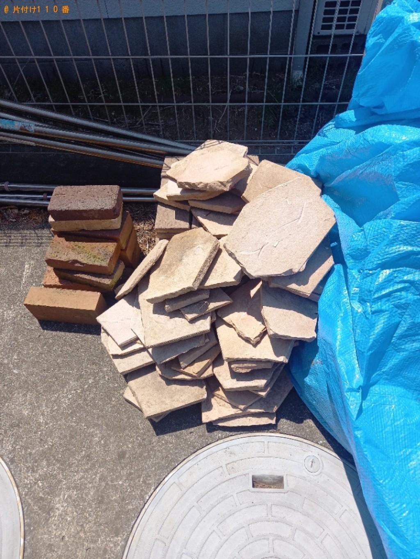 【鎌ケ谷市】土嚢、ブロック等の回収・処分ご依頼 お客様の声