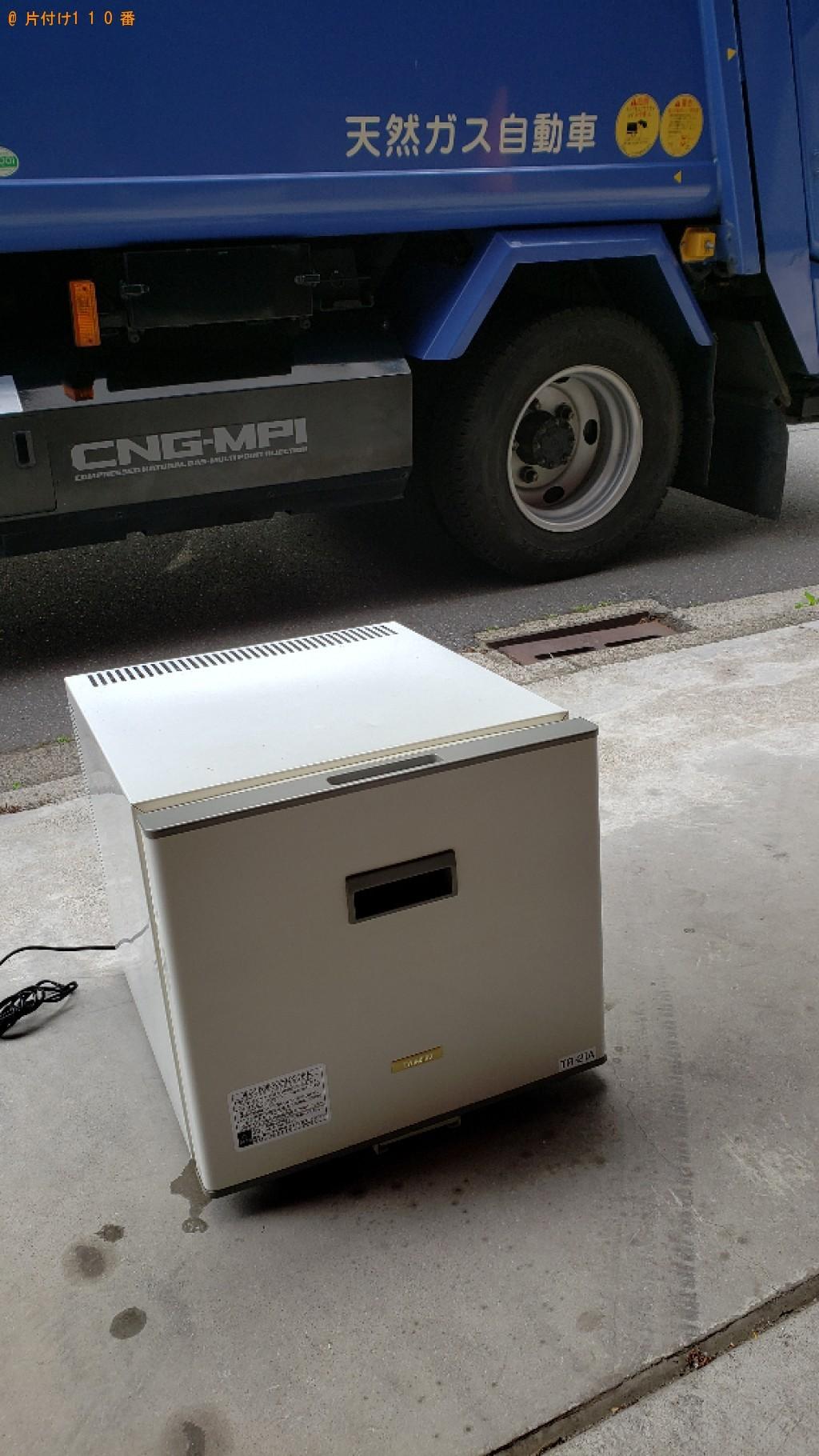 【千葉市中央区】冷蔵庫の回収・処分ご依頼 お客様の声