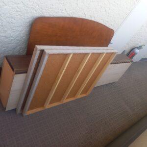 【船橋市海神町】マットレス付きシングルベッドの回収・処分ご依頼
