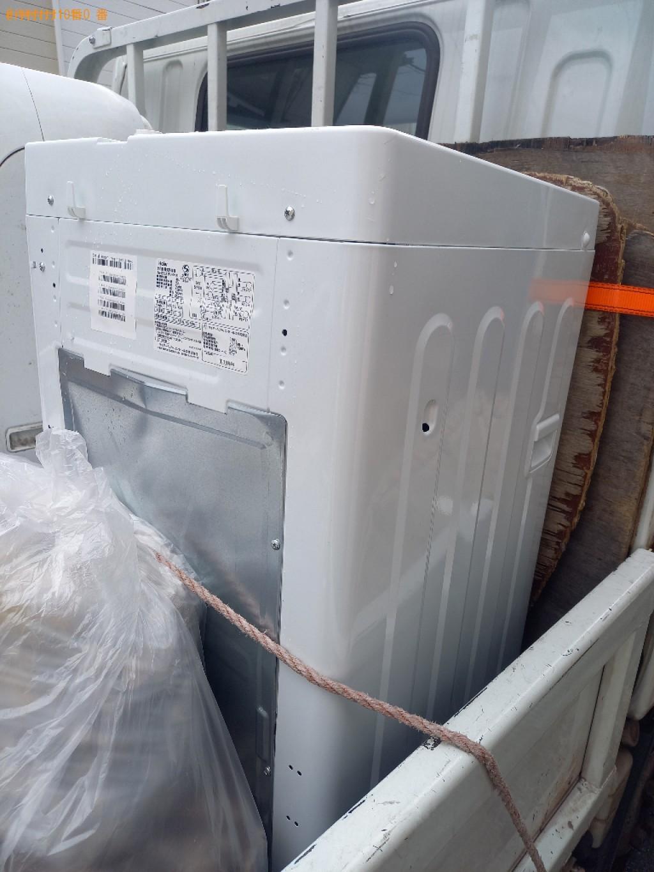 洗濯機、椅子の回収・処分ご依頼 お客様の声